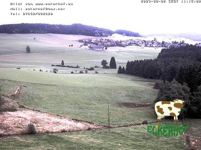 Webcambild von Breitnau